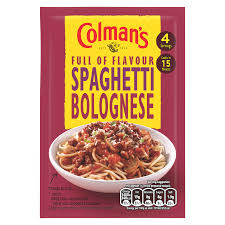 Spaghetti Bolognese mix-Great Flavours