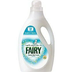 Fairy Fabric Conditioner ,Family Size , For Sensitive Skin 83 Washes 2.905L