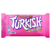 Fry's Turkish Delight- 51g UK Chocolate- Full of Eastern promise...