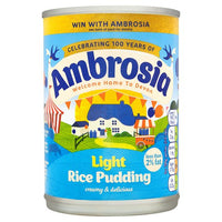 Light Rice Pudding 400g