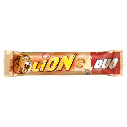 Lion White Chocolate Duo Bar