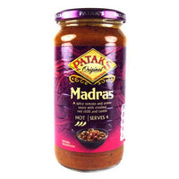 Pataks Madras Curry Sauce 450g