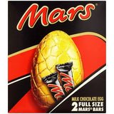 Proper English Mars Large Egg x 3 Full size Bars
