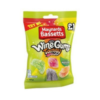 Tangy Wine Gums 165g