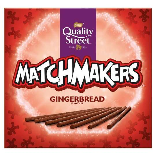 Nestle Matchmakers Gingerbread