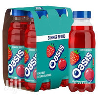 Oasis Summer Fruit 4pk