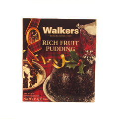Walkers Rich Fruit Christmas Pudding