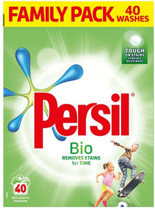 Persil Bio Family Pack 40 Washes 2.6g