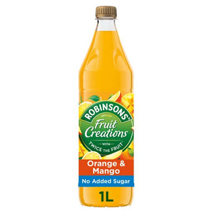 Robinson's Fruit Creations - Orange and Mango 1LTR