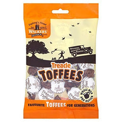 English Treacle Toffees