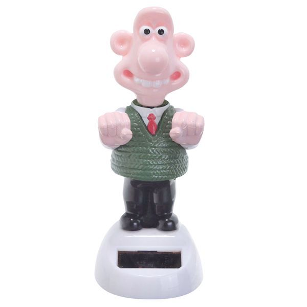 Wallace Solar Pal Collectable (Wallace & Gromit)