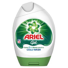 Bio Washing Gel (16w) 592ml Brilliant in Cold Wash