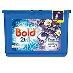 Bold 2in1 caps Lavender and Camomile(12w)