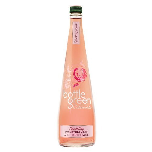 Bottle Green Sparkling Presse Pomegranate & Elderflower 750ML