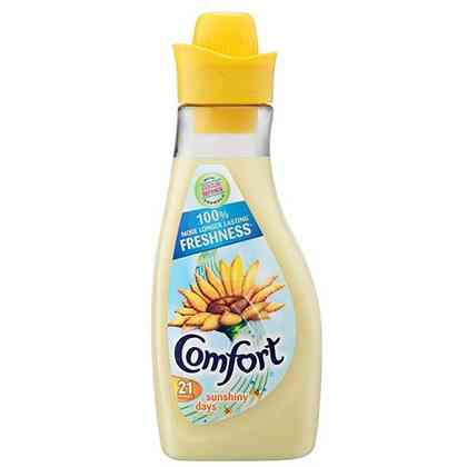 Comfort 'Sunny Days' Fabric Conditioner 21 Washes