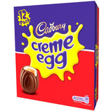 English Creme Eggs (12 pack)