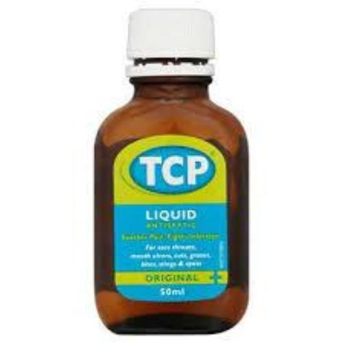 TCP Antiseptic - 50ml Travel Size :)