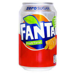 Fanta Fruit Twist ZERO 150ml