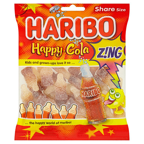 Happy Cola Zing/Share Bag
