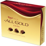 All Gold Dark -Large Box of Chocolates