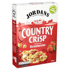 Country Crisp Real Strawberries