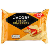 Cream Crackers Twin pack  2 x 200g