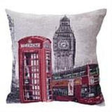 London Tourist Cushion