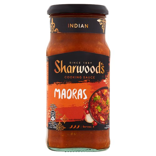 Madras Curry Cooking Sauce