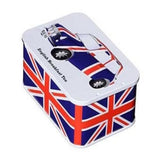 Mini Car Tin with Sliding Lid 10 Teabags