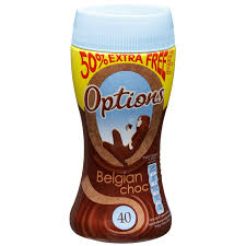 Belgian Chocolate Only 40 Calories per serving