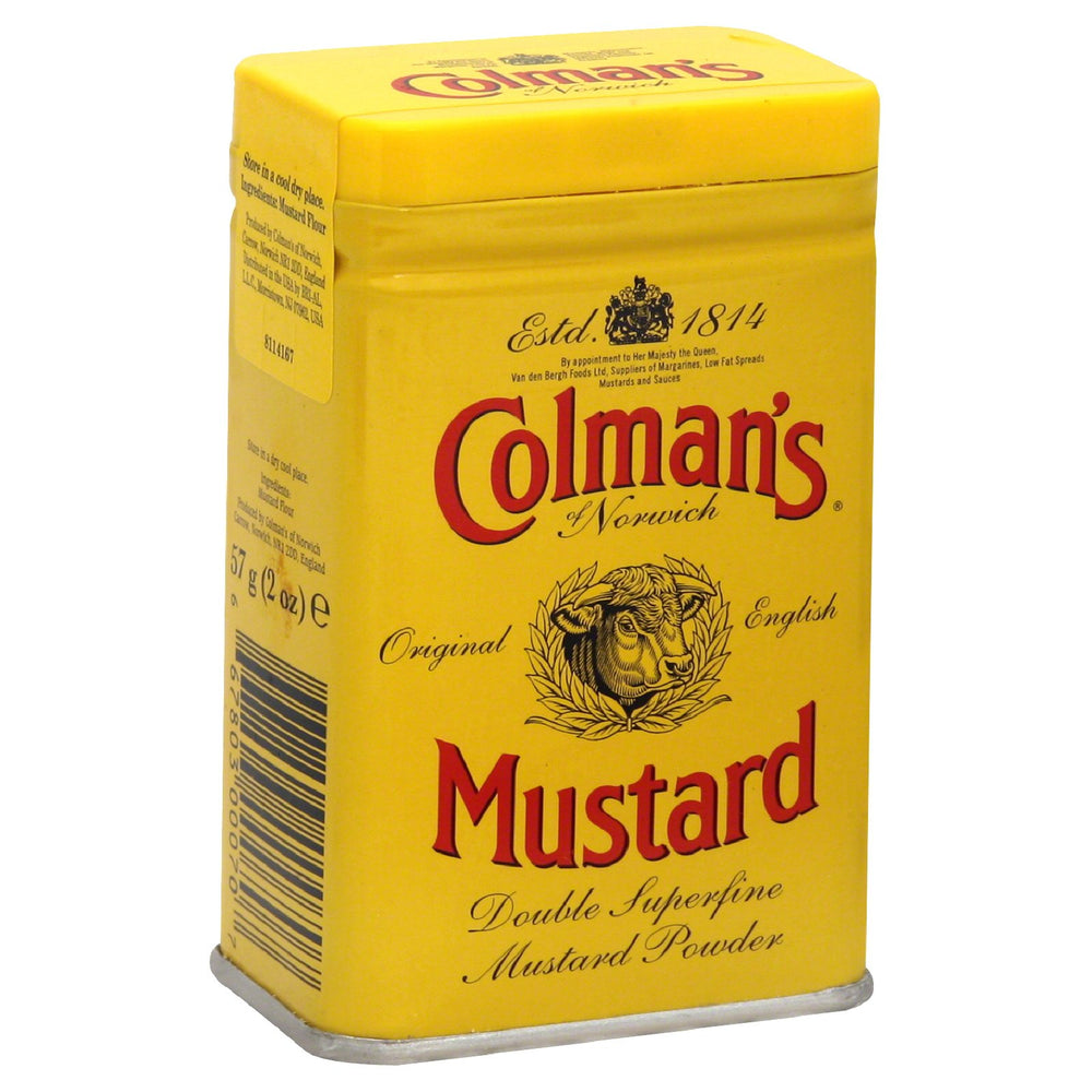 English Mustard Powder 113g