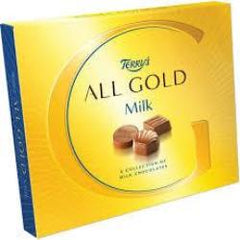All Gold Milk Chocolates