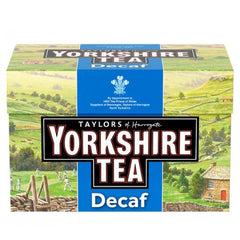 Yorkshire Decaf 40 Teabags