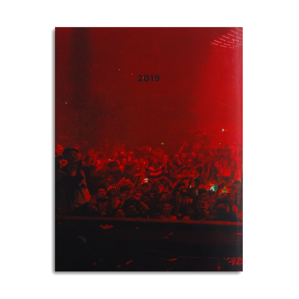 SKRILLEX 2019 YEARBOOK