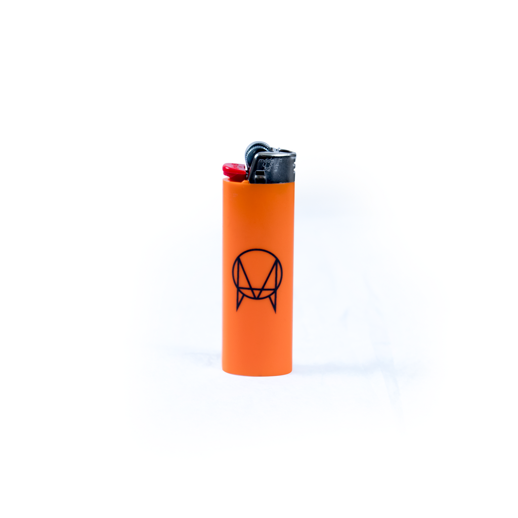 OWSLA BIC LIGHTER - ORANGE