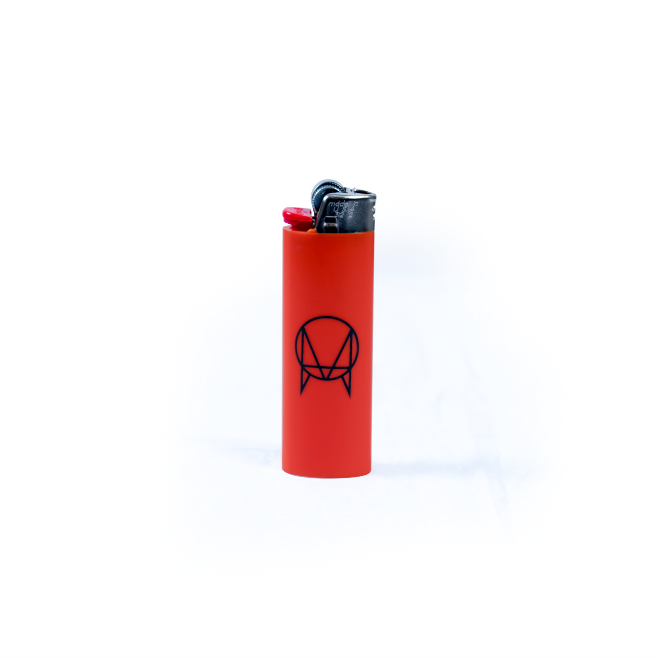 OWSLA BIC LIGHTER - RED
