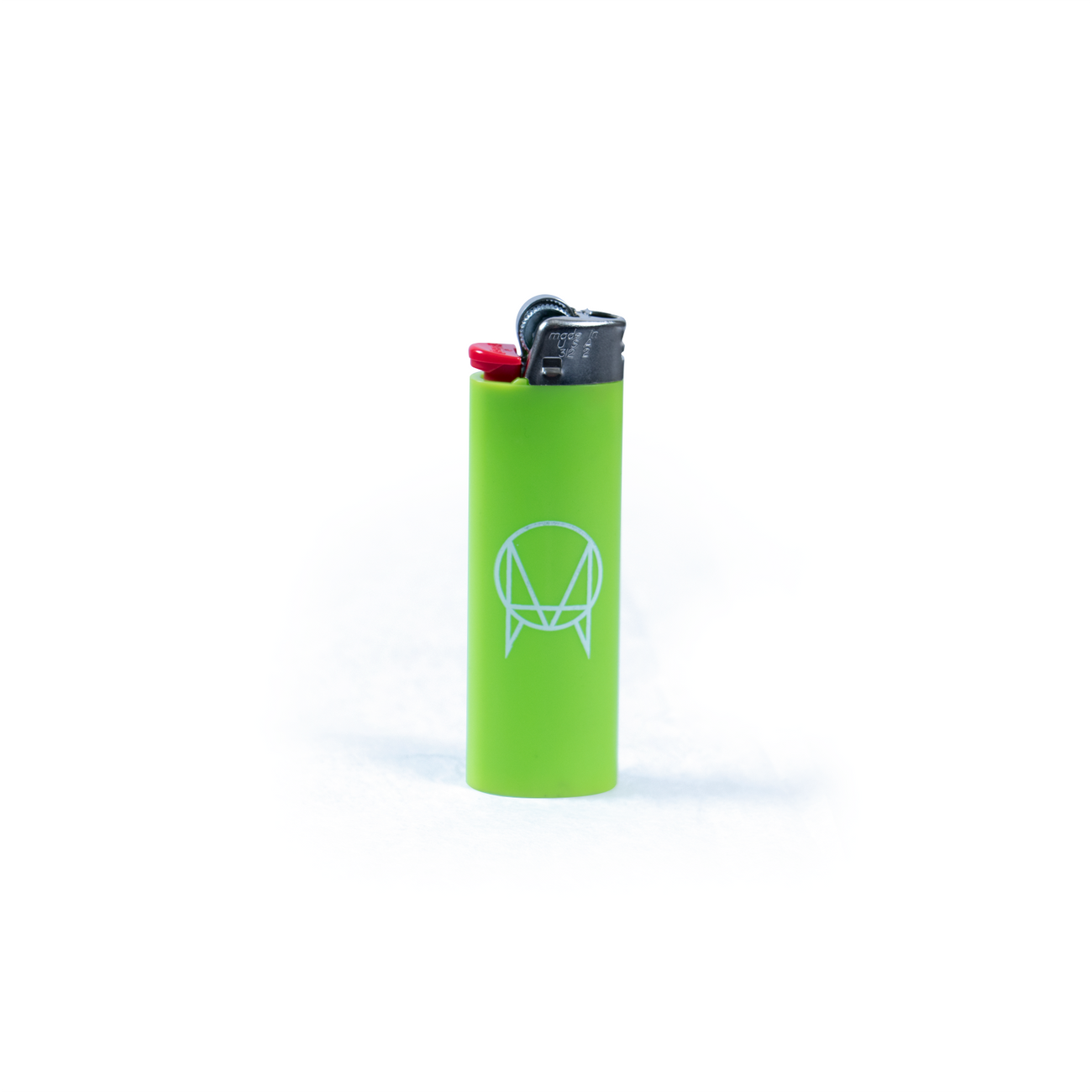 OWSLA BIC LIGHTER - LIME GREEN