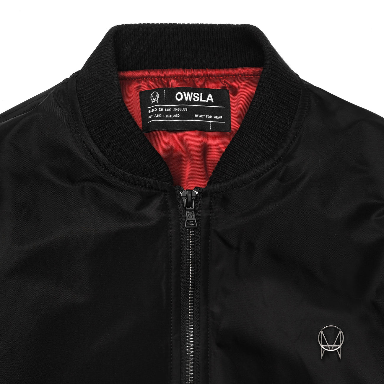 OWSLA M1 BOMBER JACKET - BLACK