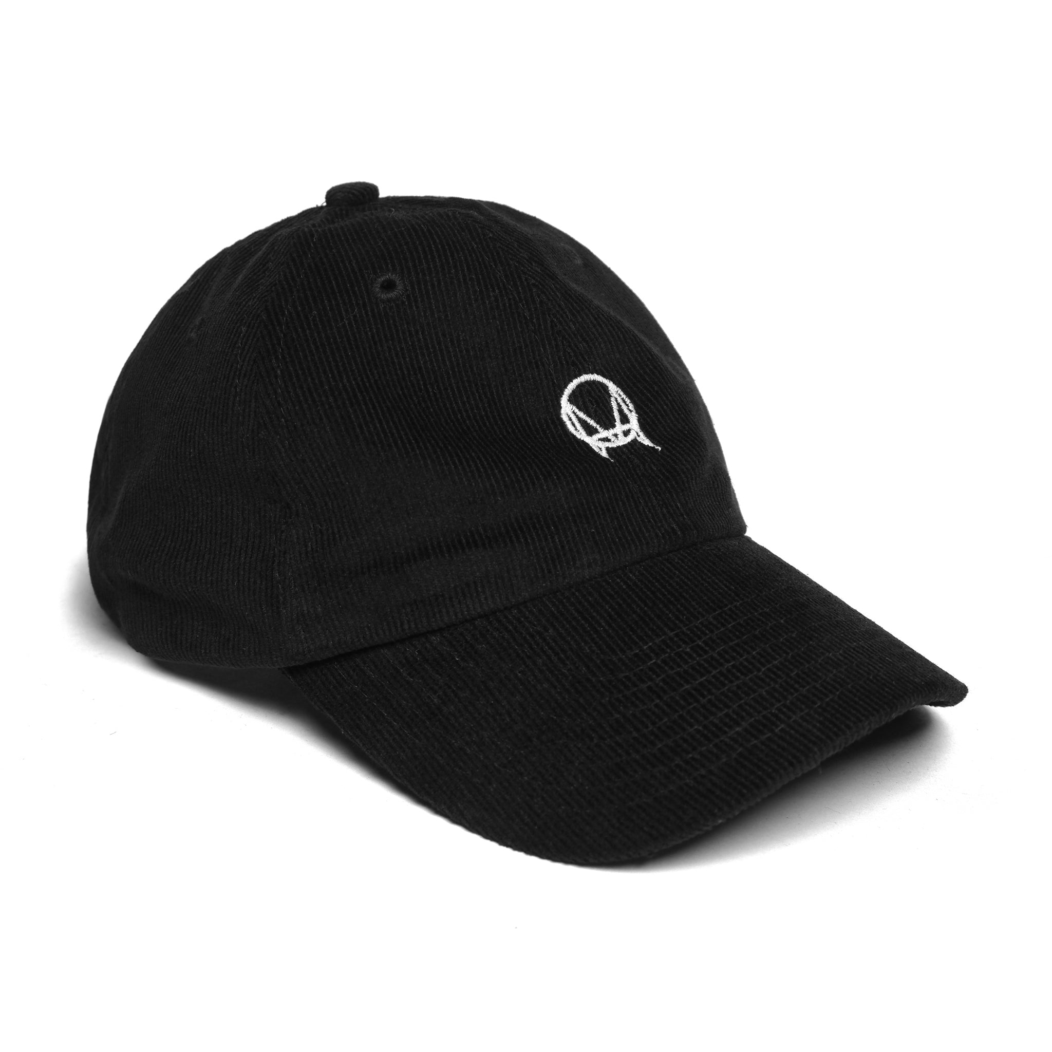 OWSLA CORDUROY DAD HAT - BLACK