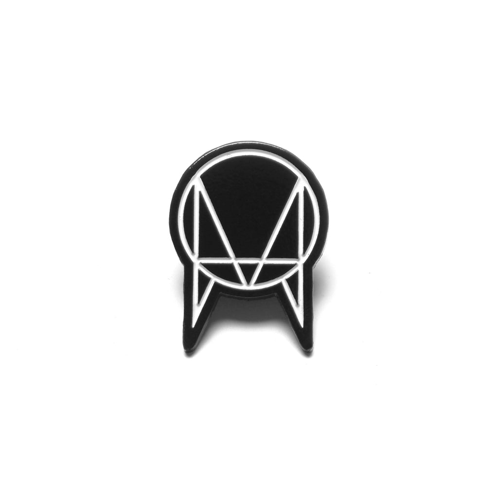 OWSLA SOFT ENAMEL PIN - BLACK