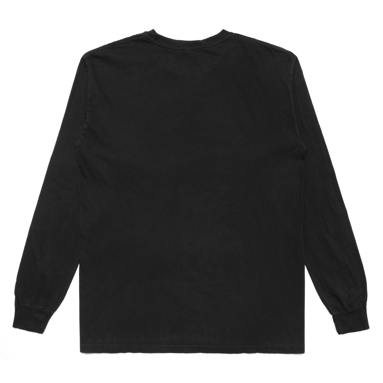 DIGITAL DISASTER LONGSLEEVE - BLACK