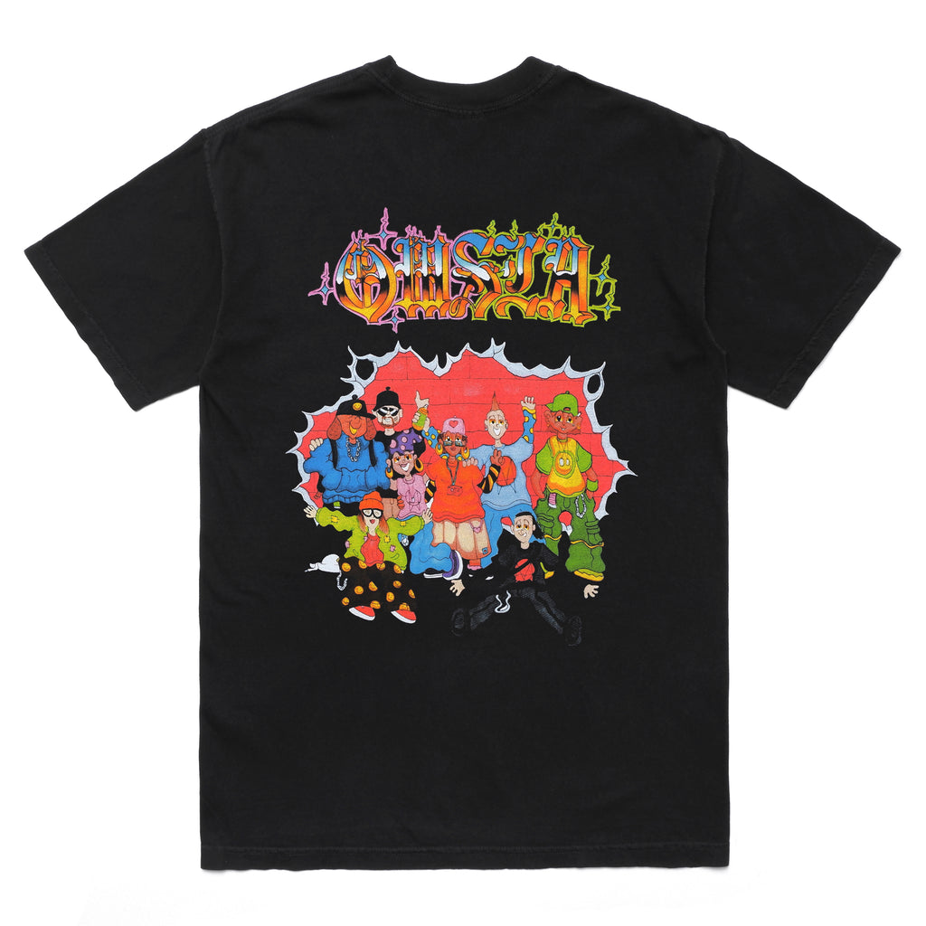 HOMEBOY TEE - BLACK