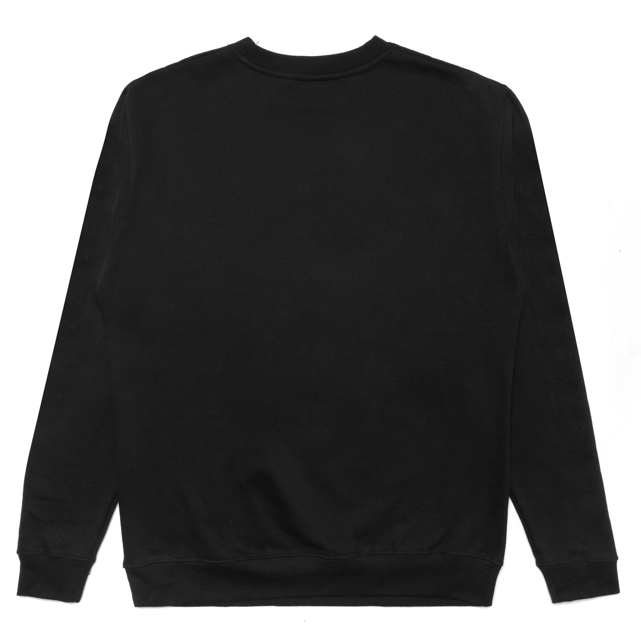 ATOMIC CREWNECK - BLACK
