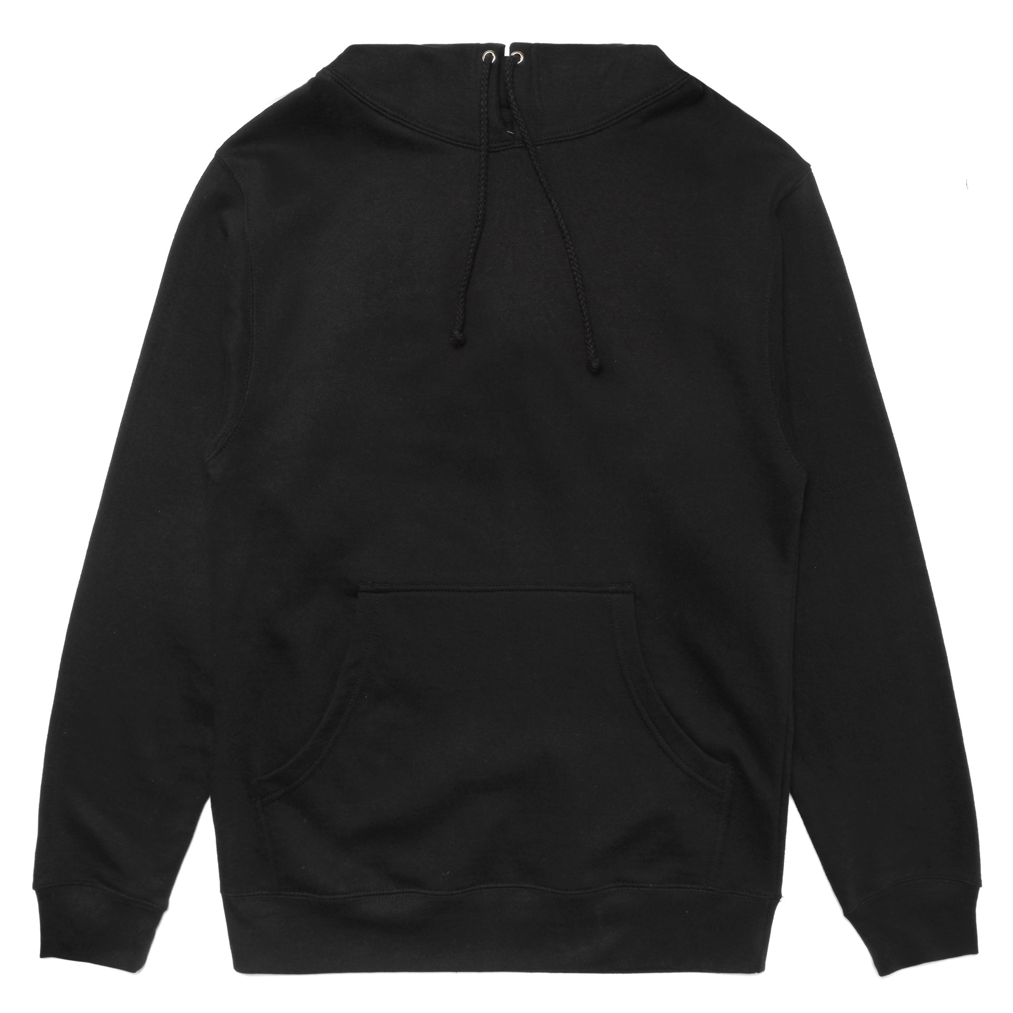AUDIO DESTRUCT HOODIE - BLACK