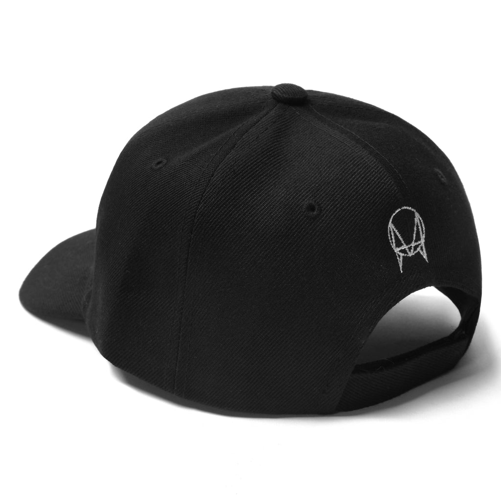 LOKI DAD HAT - BLACK