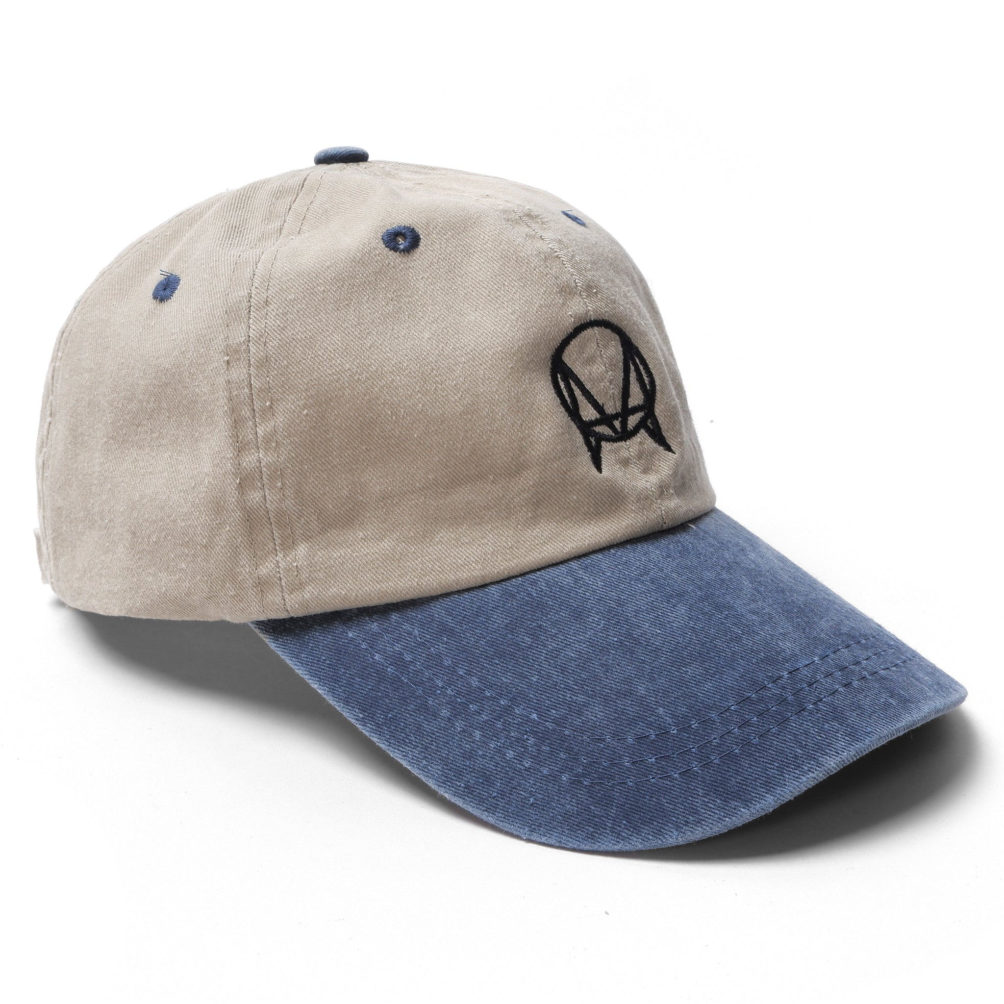 OWSLA TWILL DAD HAT - DENIM / CREAM