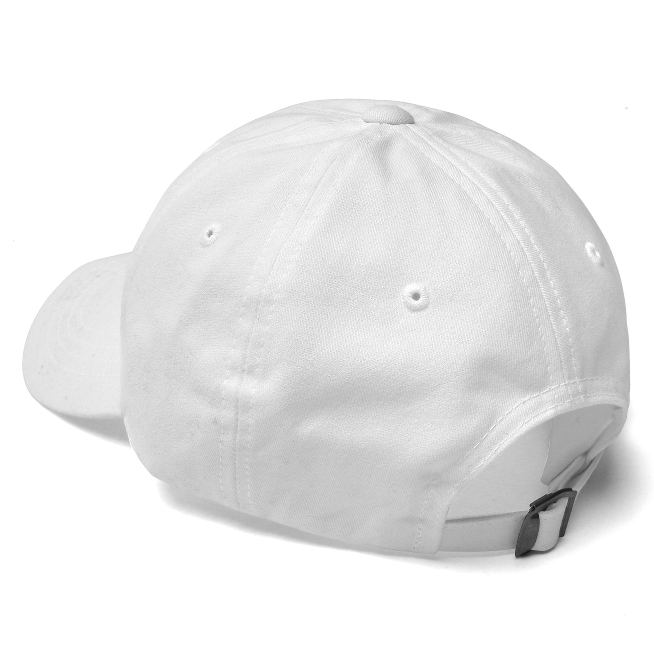 OWSLA PEACHED COTTON DAD HAT - WHITE