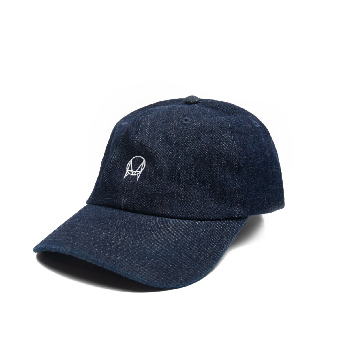 OWSLA LOGO DENIM DAD HAT - DARK INDIGO