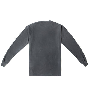 OWSLA WASHED LONGSLEEVE - GRAY