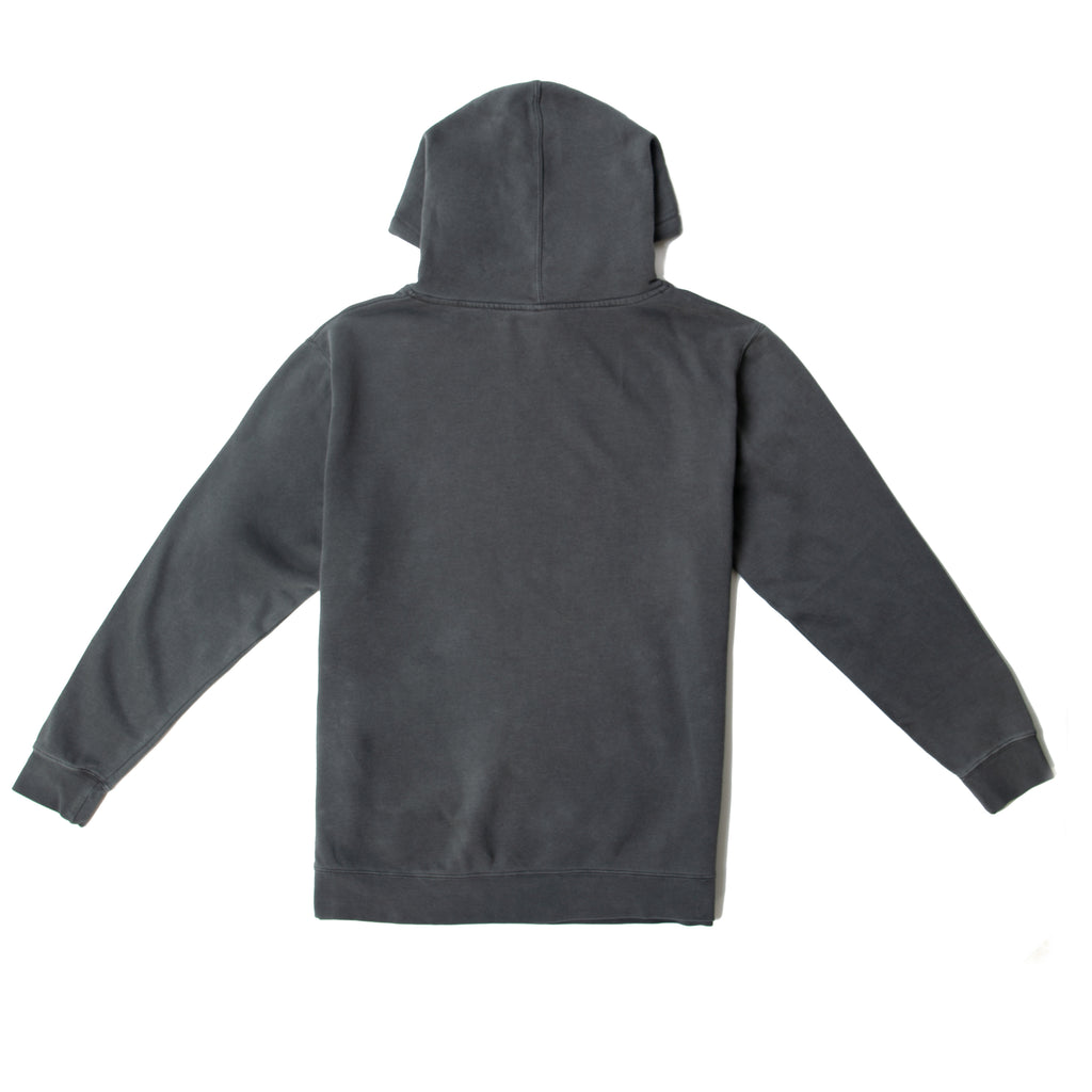 OWSLA WASHED HOODIE - GRAY
